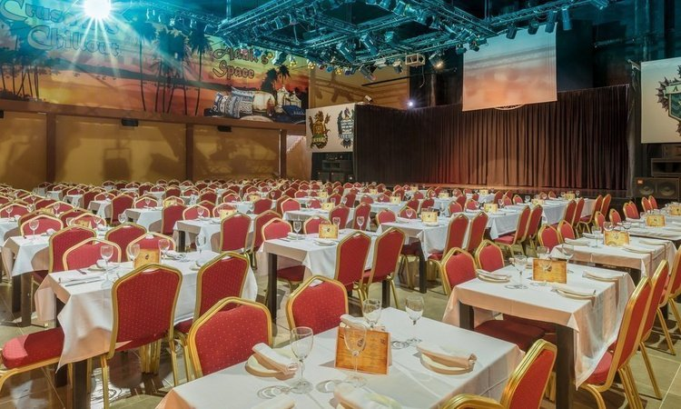 Restaurante Lion Heart Parque Vacacional Magic Robin Hood Alfaz del Pi