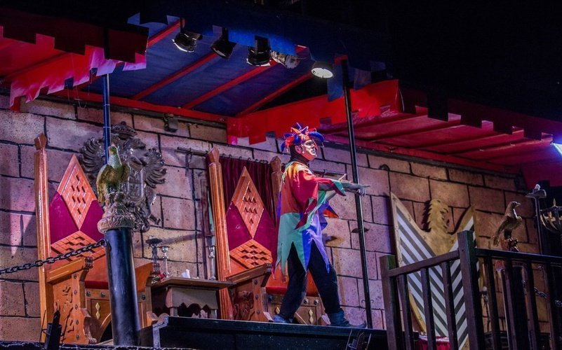 Cena-espectáculo 'Desafío Medieval' Parque Vacacional Magic Robin Hood Alfaz del Pi