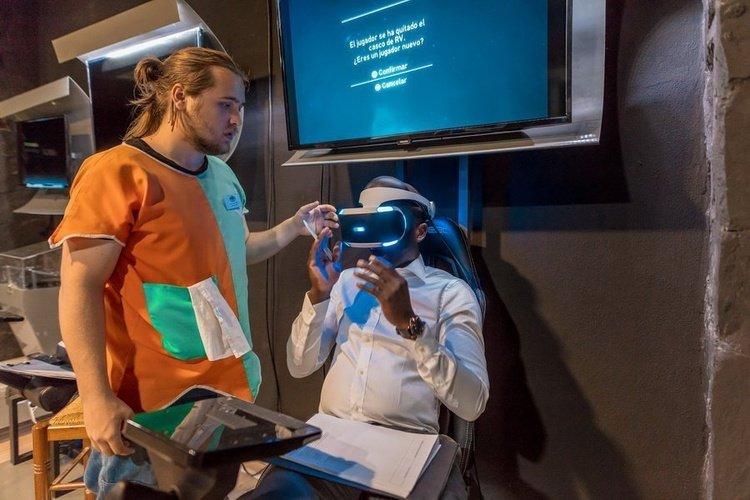 Game experience parque vacacional magic robin hood alfaz del pi