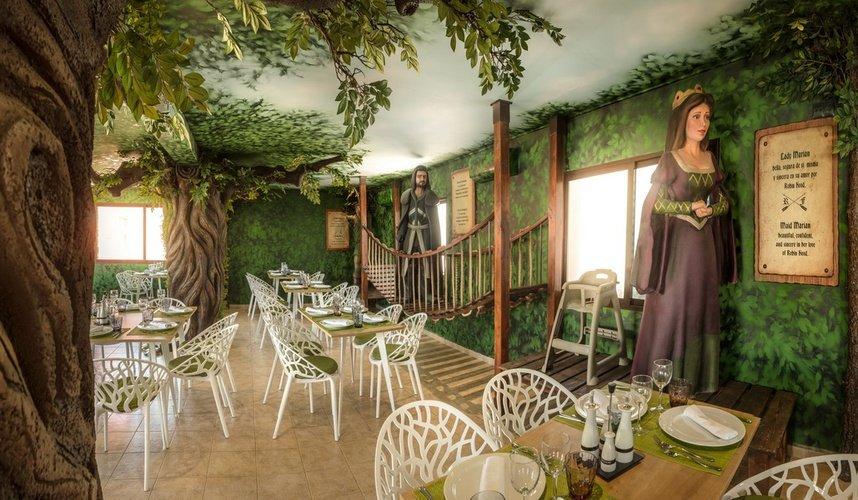 None Parque Vacacional Magic Robin Hood Alfaz del Pi