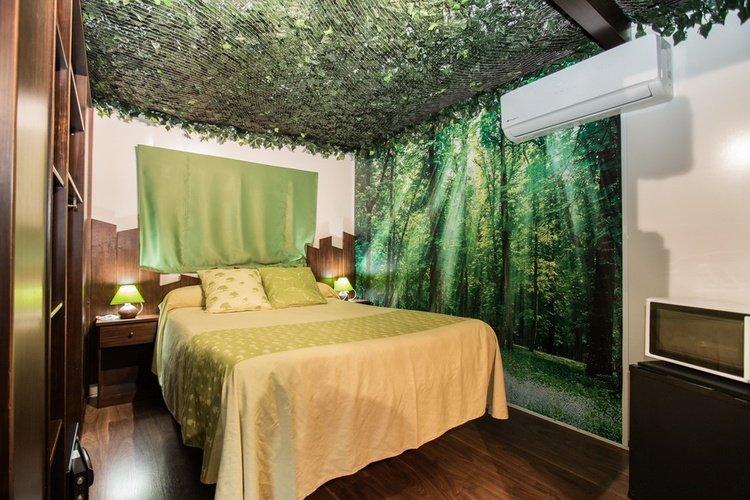 Cabaña 'Sherwood' Parque Vacacional Magic Robin Hood Alfaz del Pi