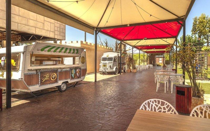 Foodtruck parque vacacional magic robin hood alfaz del pi