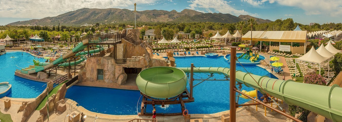 6 nuevos toboganes para disfrutar de Magic Aqua Experience™ Parque de Vacaciones Magic Robin Hood
